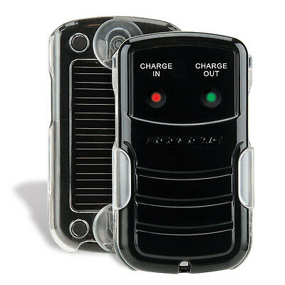 Scosche SolBAT II Solar Powered Battery Pack Charger for iPhone /Any Smartphones