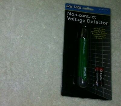 Cen-Tech Non-contact Voltage Detector
