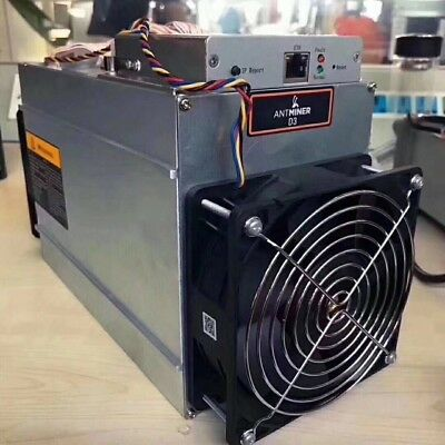 Bitmain Antminer D3 X11 Hash 19.3GH Profitable Top Zustand