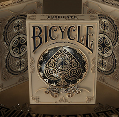 Bicycle Syndicate Playing Cards - LIMITED