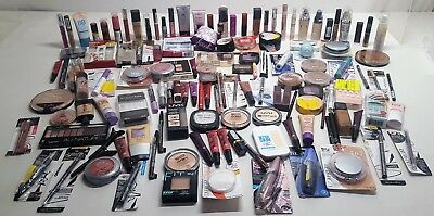 135 Pc Lot Set 10 LBs All Types Brands Makeup Open Dmg Package Seal Testers A270