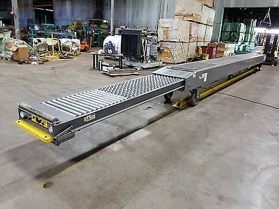 MAXX BOOM MB35/45 Portable Extendable Power Belt Loading Conveyor 45' CAN SHIP