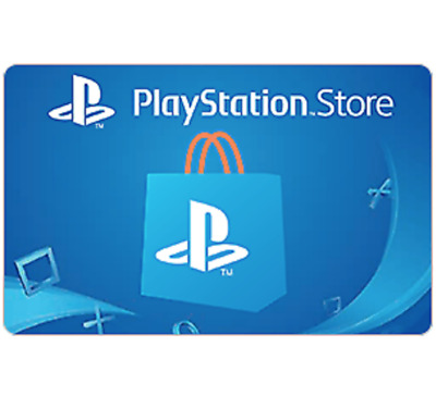 PlayStation®Store eCard $20 or $50 - Email Delivery