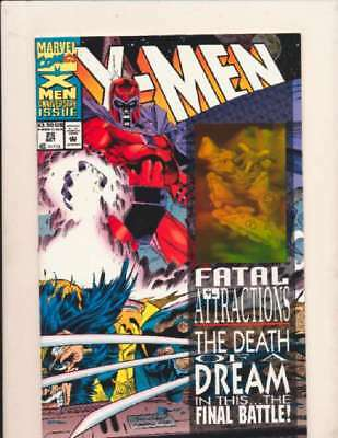 X-Men (1991 series) #25 in Near Mint condition. Marvel comics