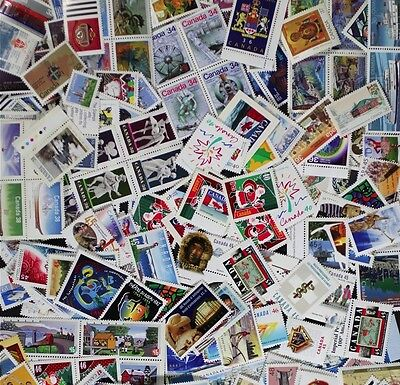 CANADA DISCOUNT MINT POSTAGE 3-Stamp Combo 100 x 92c, Face Value $92, Free S/H