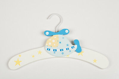 Helicopter Coat Hanger x 6 - Wholesale - Very Cute - Brand New