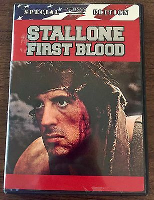 3 DVD Movies.  Stallone First Blood, Failure To Launch, Crazy/Beautiful