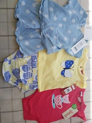 seed baby girl Size 000 and Sprout bnwt