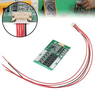4S 14.8V 30A BMS Protection PCB Cell Board Li-ion Lithium 18650 Battery Balance