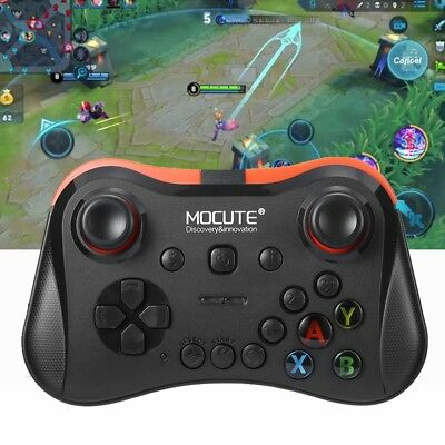 MOCUTE 056 Wireless Bluetooth Game Controller Gamepad Joystick for iOS Android