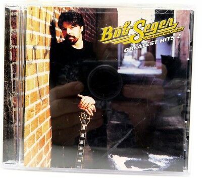 Greatest Hits, Vol. 2 by Bob Seger & the Silver Bullet Band (CD, Nov 03 Capitol)