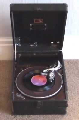 HMV 102 Wind Up Gramophone for Restoration