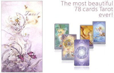 2018 New Full English Version Shadowscapes Tarot Cards Best Quality Board Game