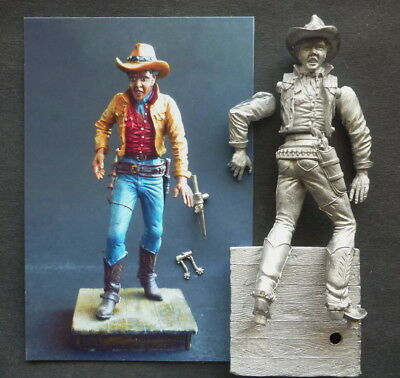 Western Held    Billy the Kid   90mm Figur