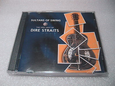 CD - Dire Straits - Sultans of Swing - very best of ... Top