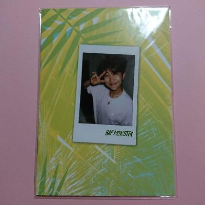 BTS Summer Package 2017 RM Official Selfie Book 12 page photobook