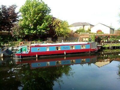 THYME 45ft with available mooring