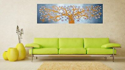 Framed Tree Of Life abstract art Print  painting canvas landscape Aboriginal