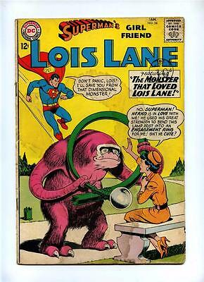 Superman's Girlfriend Lois Lane #54 - DC 1965 - Silver Age - GD/VG