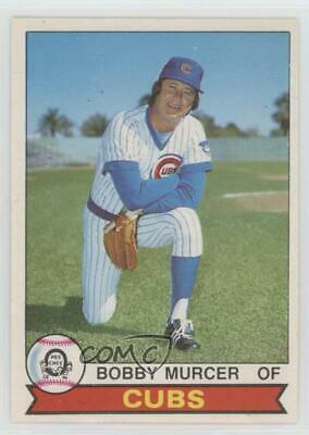 313cb670 BOBBY MURCER CHICAGO Cubs ONL Autographed Signed Baseball COA ...