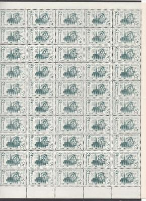 Syria 1959/60 Issues In Mnh Sheets