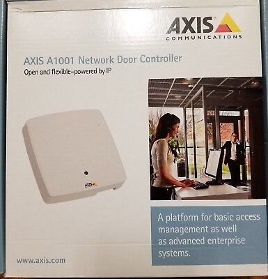 Axis  Communications  A1001   Network Door Controller                       New