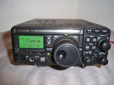 Yaesu Ft 897 D ,parts Or Repair