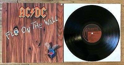 Ac/dc, Fly On The Wall, Atlantic Records 781263-1, Near Mint