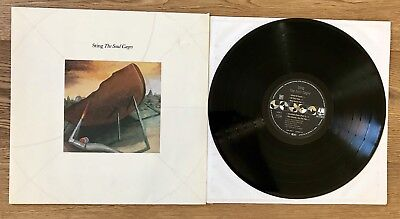 Sting, The Soul Cages, A&m Records 396405-1, Near Mint