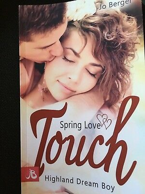 Jo Berger: Spring Love Touch - Highland Drea Boy; TB 2018
