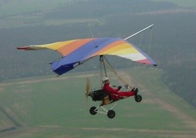 1980's Microlight SSDR - Striker and Tripacer