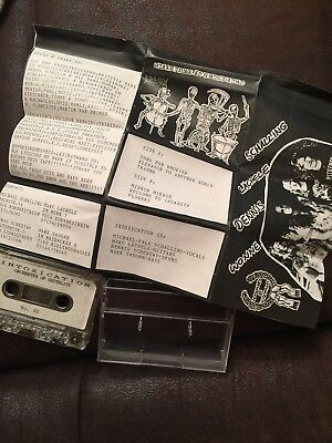 Intoxication, Orchestra of Brutality, Demo Tape 1991, D, sehr gut