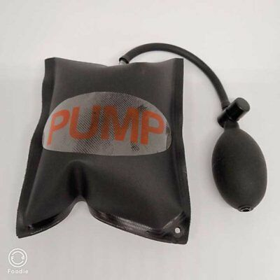 Polyurethane Rubber Air Pump Bag For Automobile Doors And Windows Installation@#
