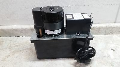 Little Giant VCL-45ULS-230 1/5 HP 230VAC 250W 1 Gal Cap Condensate Removal Pump