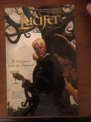 Lucifer - A Dalliance with the Damned - Comic - Wie neu