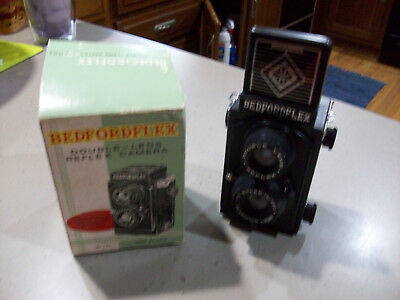 Bedfordflex Camera With Box And Brochure