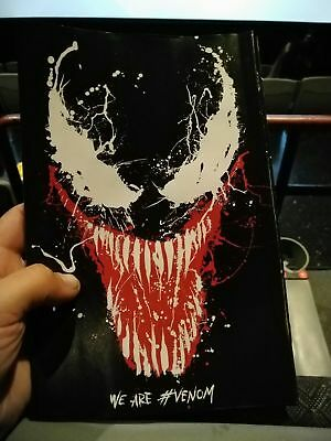 VENOM Marvel Limited Edition AMC Exclusive Movie Venom #1 One Shot Comic  2018