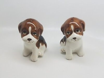 Beagle Salt and Pepper Shakers