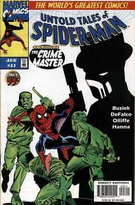 Untold Tales of Spider-Man #23 in Near Mint condition. Marvel comics
