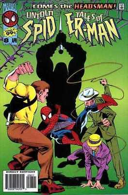 Untold Tales of Spider-Man #8 in Near Mint condition. Marvel comics