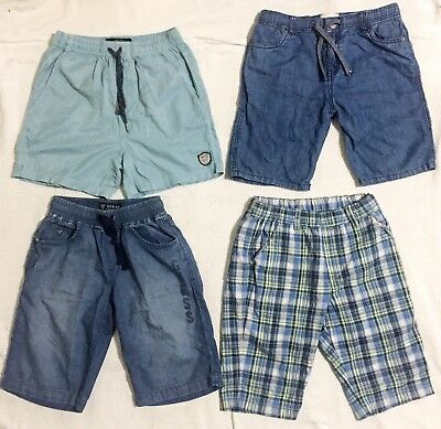 4 Pcs Country Road Guess Industrie Boys Shorts Bottoms Size 8 Genuine