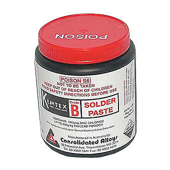 Kemtex Tinning Compound Solder Paste  1Kg (95-610-07)