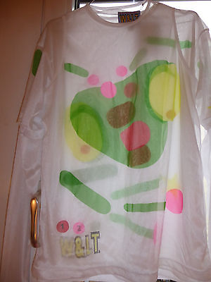 W.&L.T. 3-piece top in perfect condition, size M Walter van Beirendonck vintage
