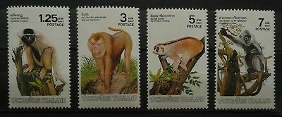 Thailand 1982 Wild Animals Mint Unhinged
