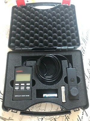 "Luxmeter ""Gossen Photo MAVOLUX 5032 C BASE"""