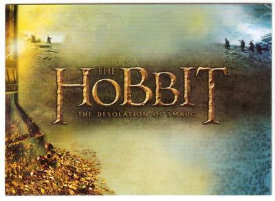 Der Hobbit The Desolation Of Smaug 72-CARD Basisset