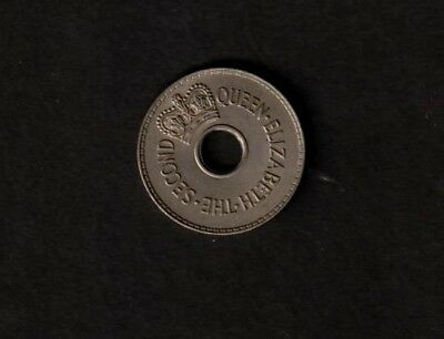 Fiji Penny 1955. Highly Collectable Low Mintage.