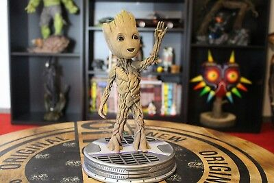 Sideshow Baby Groot Life Size Maquette Exclusive Edition
