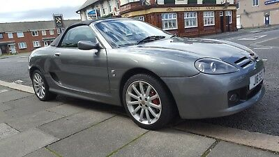 mg tf 1.8 135 open to serious offers