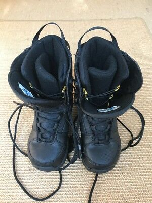 Firefly Snowboard Boots Kinder Gr. 3,5